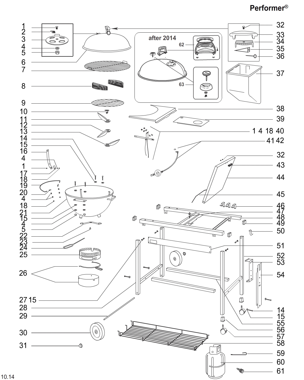 WRG-8908] Bbq Smoker Schematic on
